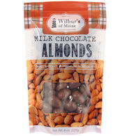 Wilbur's of Maine Milk Chocolate Covered Almonds