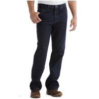 Lee Men's Regular Fit Boot Cut Prewashed Jean