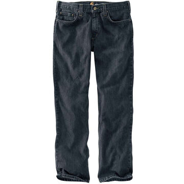 Carhartt Mens Relaxed-Fit Holter Jean