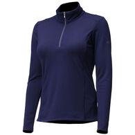 Descente Women's Savannah Half-Zip Long-Sleeve Pullover
