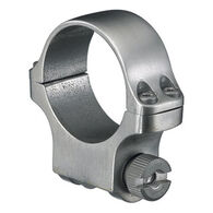 Ruger 30mm Stainless Scope Ring