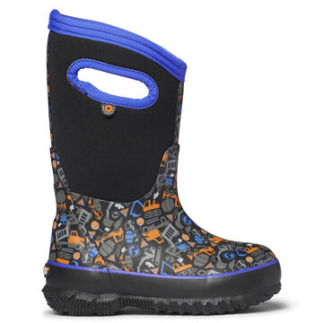 Bogs Boys Classic Construction Insulated Winter Boot