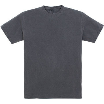 Alpha Mens Pigment-Dyed No Pocket Short-Sleeve T-Shirt