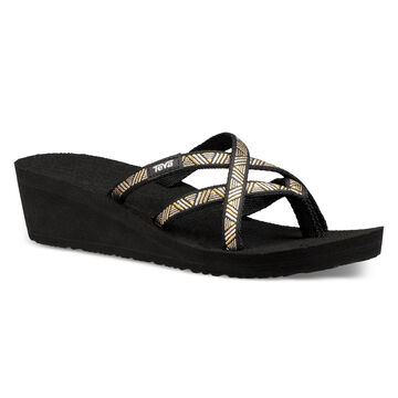 Teva Womens Mush Mandalyn Wedge Ola 2 Sandal