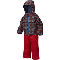 Columbia Toddler Boys' & Girls' Frosty Slope Insulated 2-Piece Omni-Shield Set