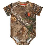 Carhartt Infant/Toddler Boys' Camo Pocket Bodyshirt