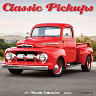 Willow Creek Press Classic Pickups 2021 Wall Calendar
