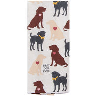 Kay Dee Designs Fur Real Pets Dog Dual Purpose Terry Towel