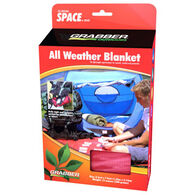 Grabber Space Brand All-Weather Blanket