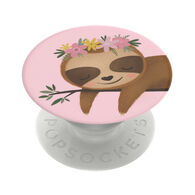 PopSockets Sweet Sloth SwapTop PopGrip