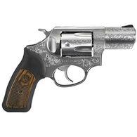 """Ruger SP101 Standard Engraved 357 Magnum 2.25"""" 5-Round Revolver"""