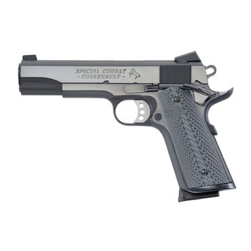 Colt Special Combat Government 38 Super 5 9-Round Pistol