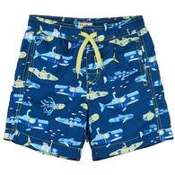 Hatley Boy's Animal Subs Swim Trunk