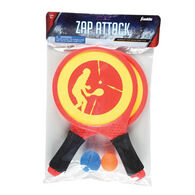Franklin Sports Zap Attack Paddleball Set
