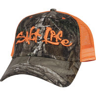 Salt Life Men's Incognito Camo Mesh Back Hat