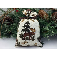 Moosehead Balsam Fir Moose Tracks Natural Bag