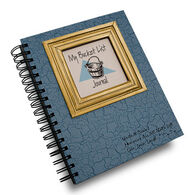 "Journals Unlimited ""Write It Down"" My Bucket List Journal"