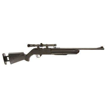 Crosman Recruit 177 Cal. Air Rifle Combo
