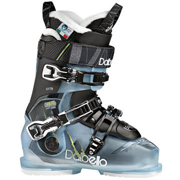 Dalbello Womens KR Chakra Alpine Ski Boot - 16/17 Model