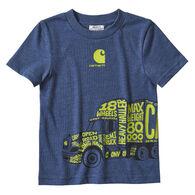 Carhartt Toddler Boy's Wrap Truck Short-Sleeve T-Shirt