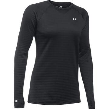Under Armour Womens UA Base 3.0 Crew Long-Sleeve Shirt