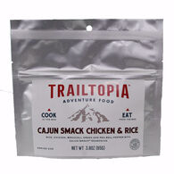 Trailtopia Gluten-Free Cajun Smack Chicken & Rice - 1 Serving
