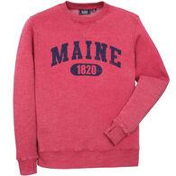 Ocean Beach Women's Maine Crew Sweatshirt