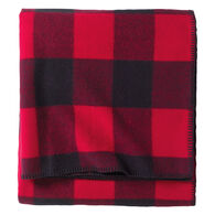 Pendleton Woolen Mills Eco-Wise Wool Queen-Size Blanket