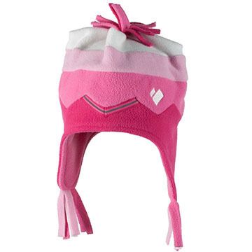 Obermeyer Girls Zag Fleece Hat