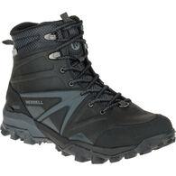 Merrell Men's Capra Glacial Ice + Mid Waterproof Hiking Boot