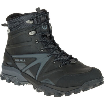 Merrell Mens Capra Glacial Ice + Mid Waterproof Hiking Boot