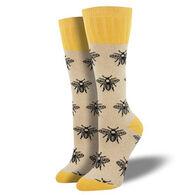 Socksmith Women's Outlands Bee Boot Sock