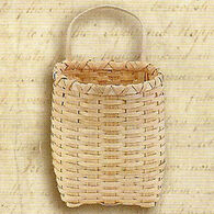 Basket Weaving 101 Wall Basket Kit