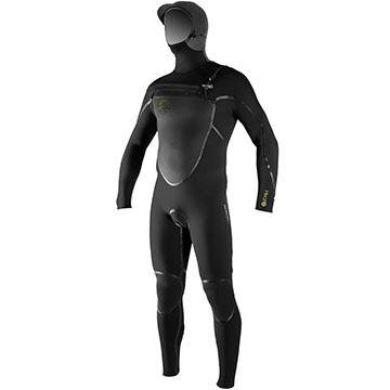 O'Neill Men's Heat 6/5/4 FSW Full Wetsuit w/Hood