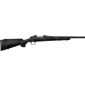 CVA Cascade SB Cerakote Graphite Black/Veil Tac Black 6.5 Creedmoor 18 4-Round Rifle