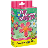 Faber-Castell Fun Flower Magnets
