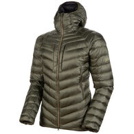 Mammut Men's Broad Peak Hooded Down Insulated Jacket