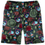 Sovereign Athletic Boy's Camping Pajama Short