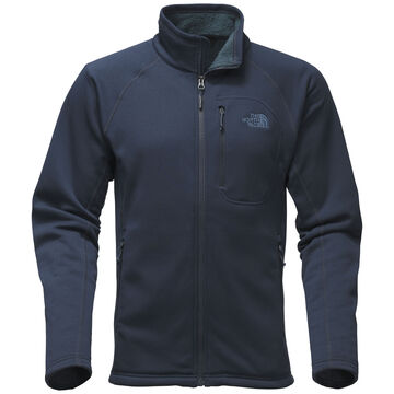 The North Face Mens Timber Full-Zip Fleece Jacket