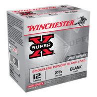 "Winchester Super-X 12 GA 2-3/4"" Smokeless Blank Ammo (25)"