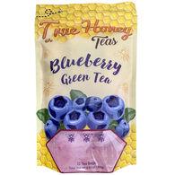 True Honey Teas Blueberry Green Tea - 12 Pack