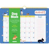 Dog Mom 17-Month 2021 Wall Calendar by Isabel Serna