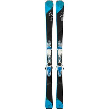 Rossignol Womens Temptation 80 Xpress System Alpine Ski w/ Binding - 17/18 Model