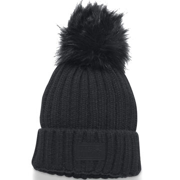 Under Armour Womens UA Snowcrest Pom Beanie