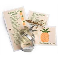 Ann Clark Tin Cookie Cutter - Pineapple