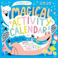 Magical Activity 2020 Wall Calendar by Eunice & Sabrina Moyle