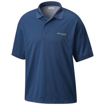 406dfec1 Columbia Men's Big & Tall PFG Perfect Cast Polo Short-Sleeve Shirt ...