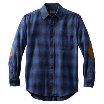 Pendleton Mens Big & Tall Trail Wool Long-Sleeve Shirt