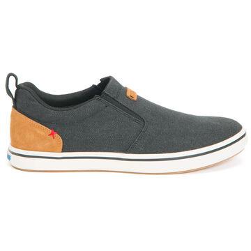 Xtratuf Mens Canvas Sharkbyte Deck Shoe