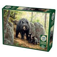 Outset Media Jigsaw Puzzle - Mama Bear